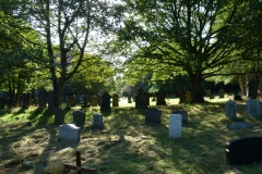 St Chad's Churchyard
