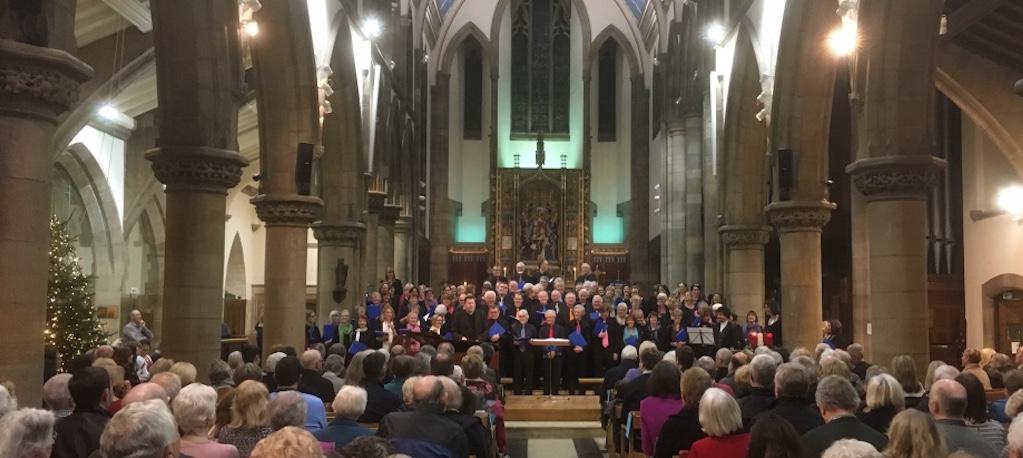 Leeds Festival Chorus Slider